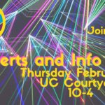 Sexperts and Info Fair, Thursday February 13, 10-4
