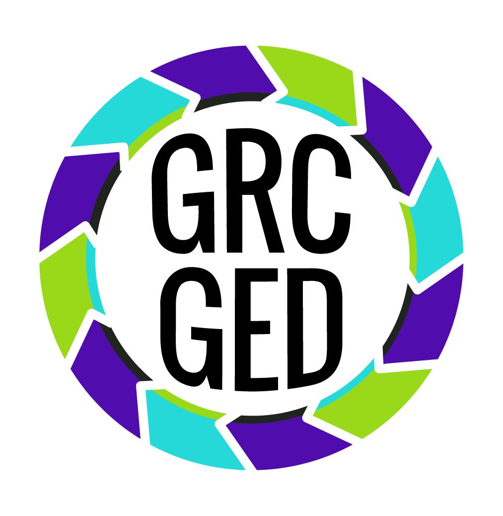 GRCGED round logo