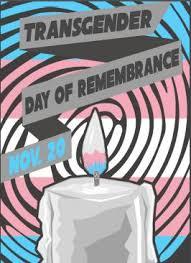 Trans Remembrance | CCGSD